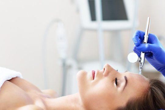 oxygen facial therapy sydney